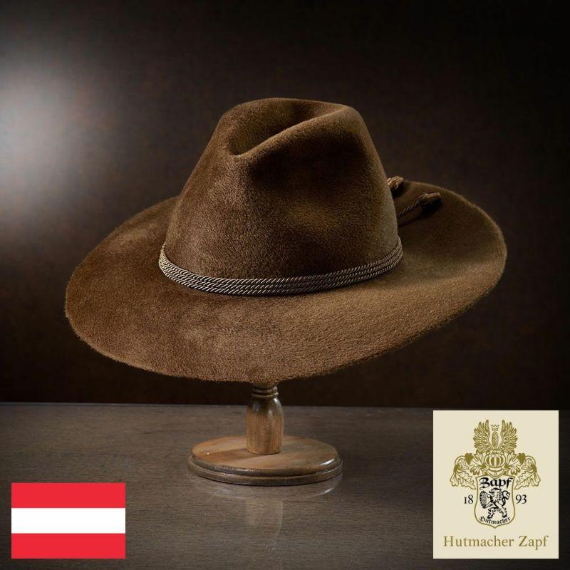 帽子 フェルトハット Zapf(ツァップ) Klimt(クリムト)