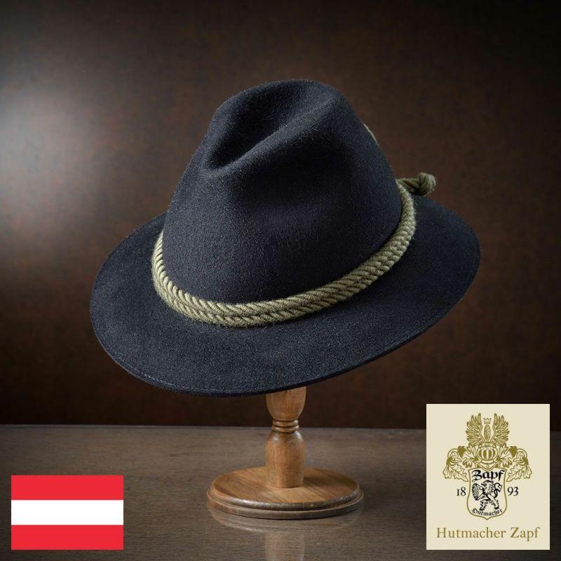 帽子 フェルトハット Zapf(ツァップ) Landgraf(ラントグラーフ)