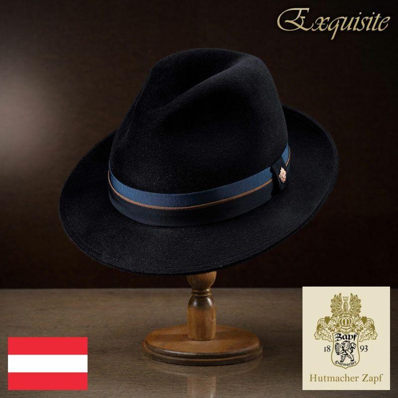 帽子 フェルトハット Zapf(ツァップ) Franz Karl(フランツ カール)