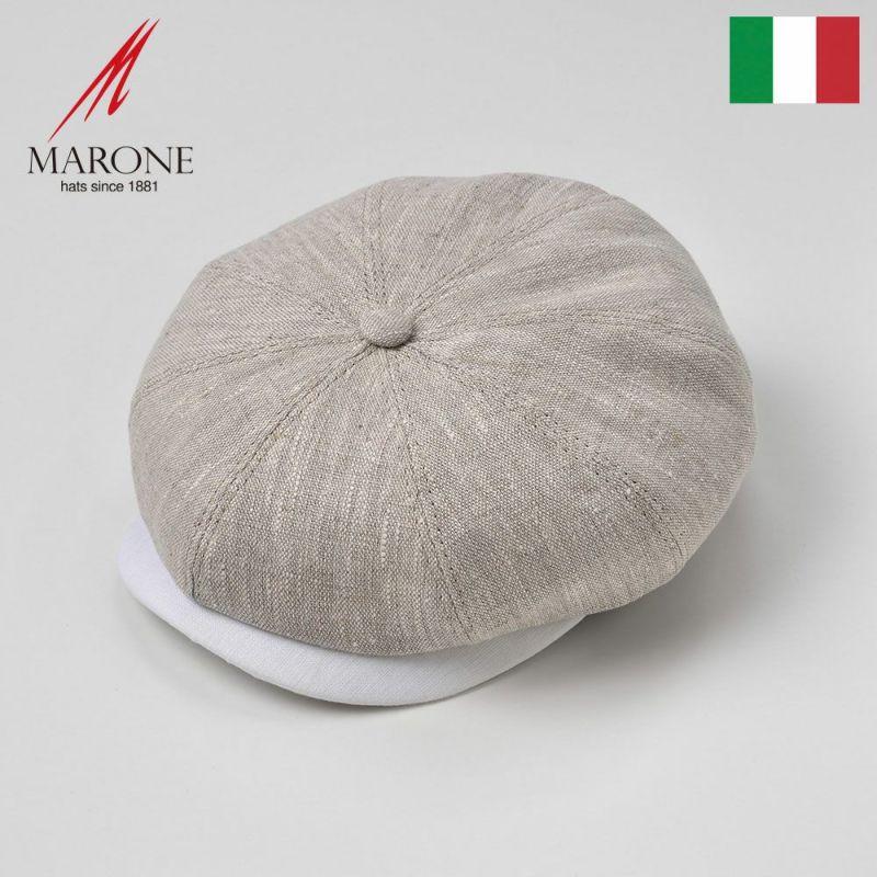 帽子 ハンチング MARONE(マローネ) Domani(ドマーニ)サンド