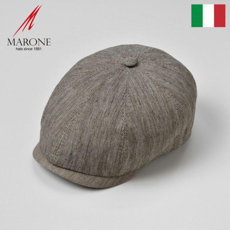 帽子 ハンチング MARONE(マローネ) Adagio(アダージョ)サンド