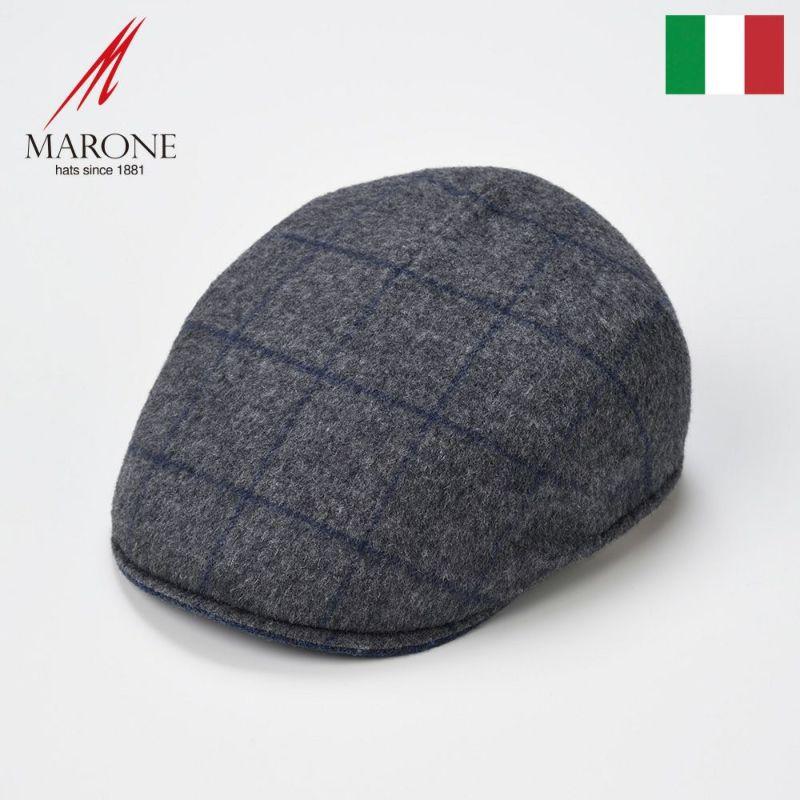 帽子 ハンチング MARONE(マローネ) Dono(ドーノ)