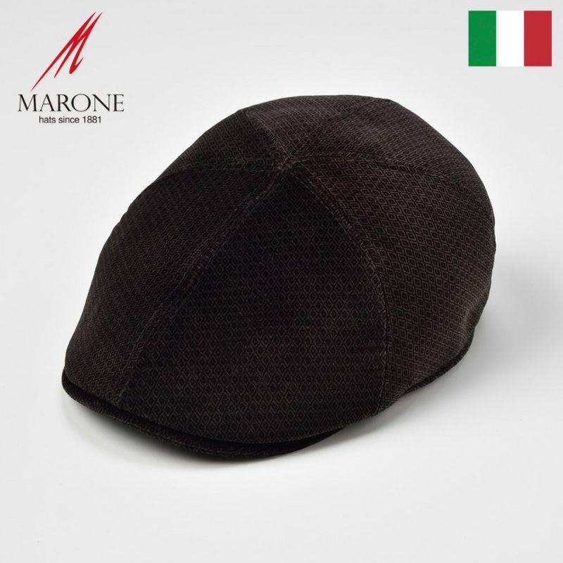 帽子 ハンチング MARONE(マローネ) Tramonto(トラモント)