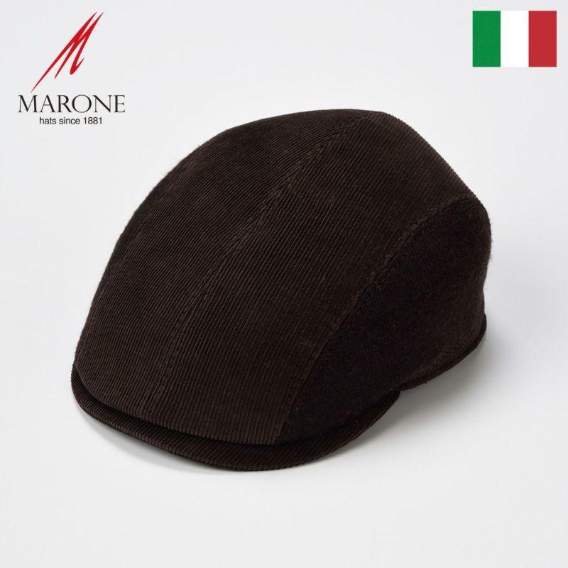 帽子 ハンチング MARONE(マローネ) Ceppo(チェッポ)