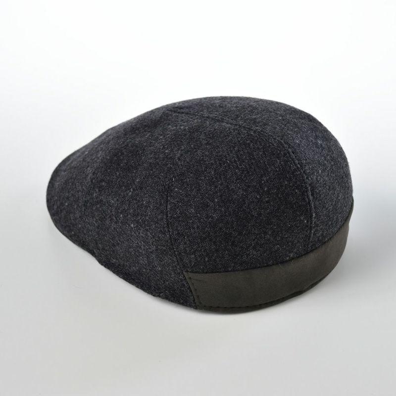 One Panel Berretto Virgin Wool(ワンパネルベレット ヴァージンウール)BT866ブラック