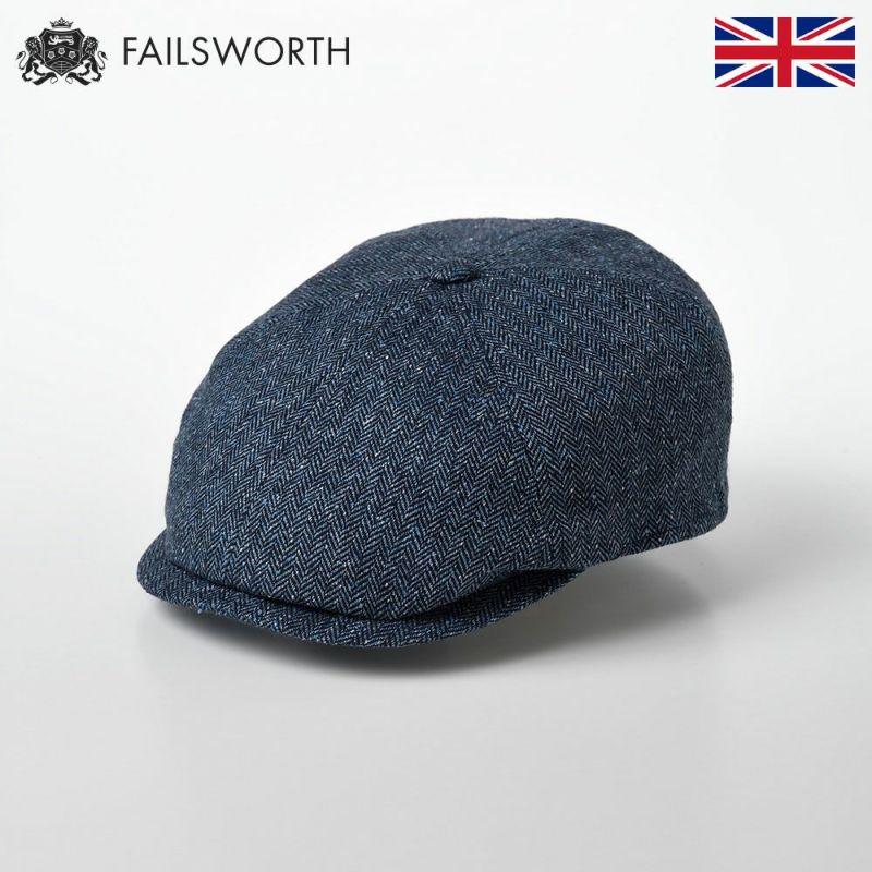 帽子 キャスケット FAILSWORTH(フェイルスワース) Silk Mix Hudson(シルク ミックス ハドソン)185