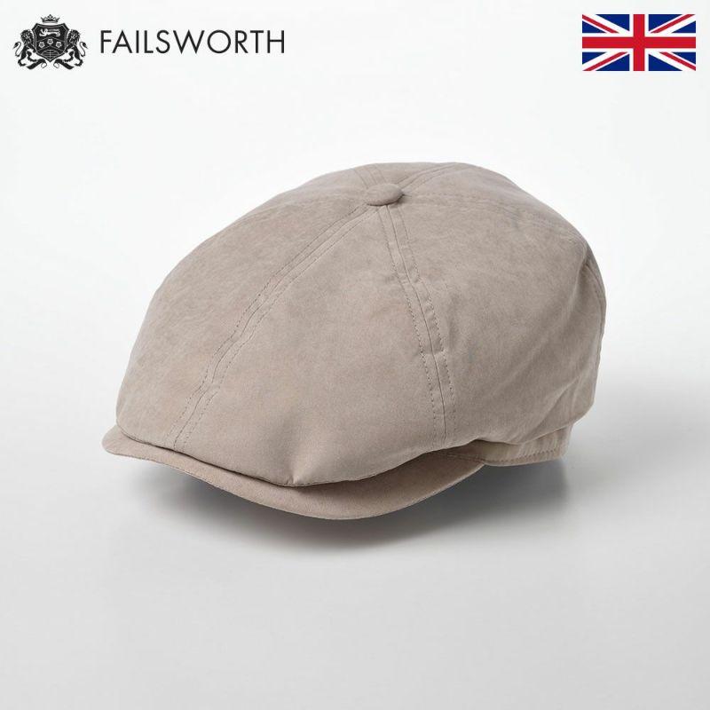 帽子 キャスケット FAILSWORTH(フェイルスワース) Micro Hudson(ミクロ ハドソン)ストーン