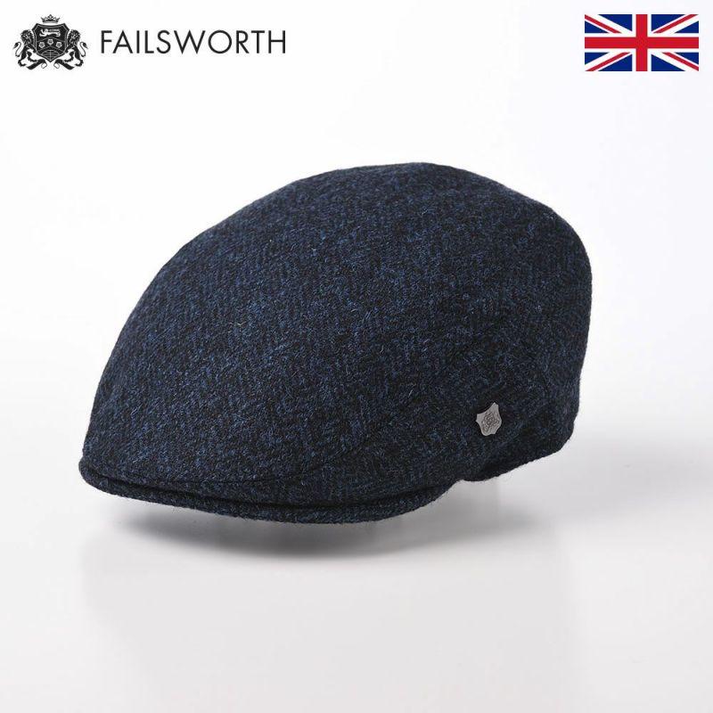 帽子 ハンチング FAILSWORTH(フェイルスワース) Harris Tweed Stornoway(ハリスツイード ストーノウェイ)3302