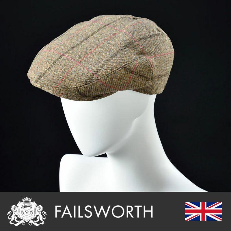帽子 ハンチング FAILSWORTH(フェイルスワース) Gamekeeper(ゲームキーパー)1185