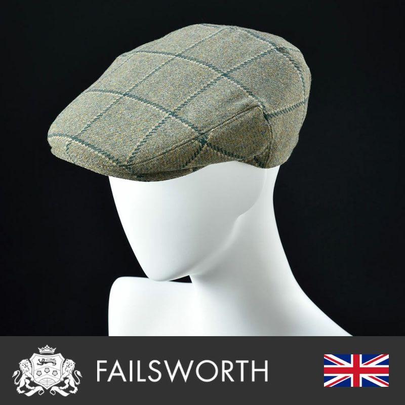 帽子 ハンチング FAILSWORTH(フェイルスワース) Gamekeeper(ゲームキーパー)1186
