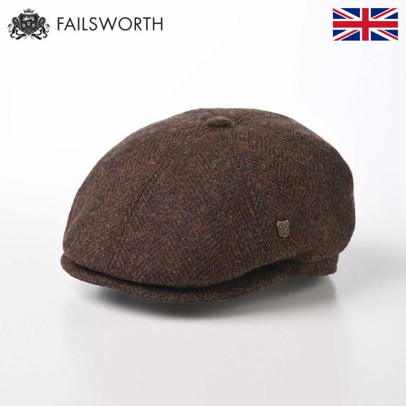 帽子 ハンチング FAILSWORTH(フェイルスワース) Harris Tweed Hudson(ハリスツイード ハドソン)31