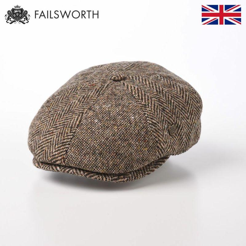 帽子 ハンチング FAILSWORTH(フェイルスワース) Magee Wexford(マギー ウェックスフォード)304