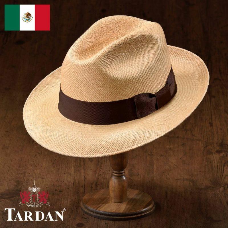 帽子 パナマハット TARDAN(タルダン) DALLAS PANAMA(ダラス パナマ)Grade8