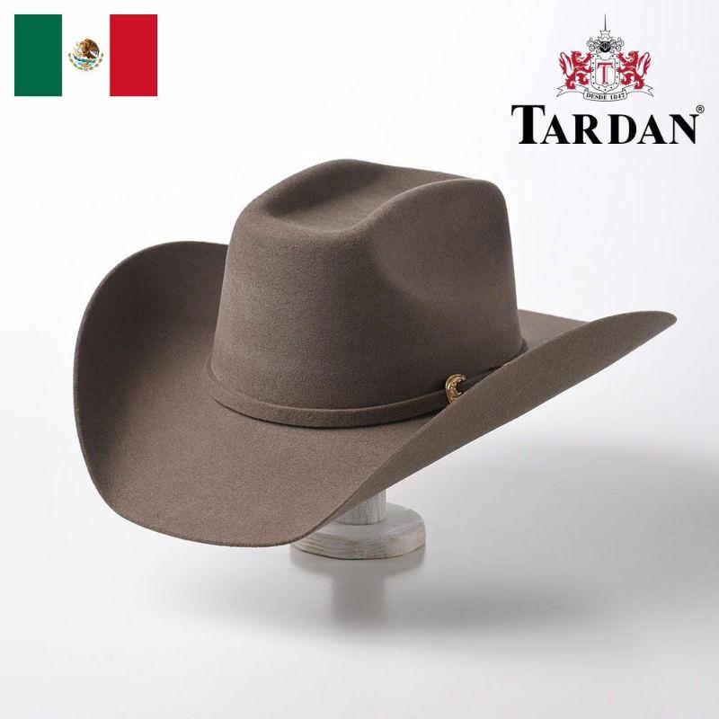 帽子 ウエスタンハット TARDAN(タルダン) WALTON 8 SECONDS(ウォルトン 8セカンズ)ベリー