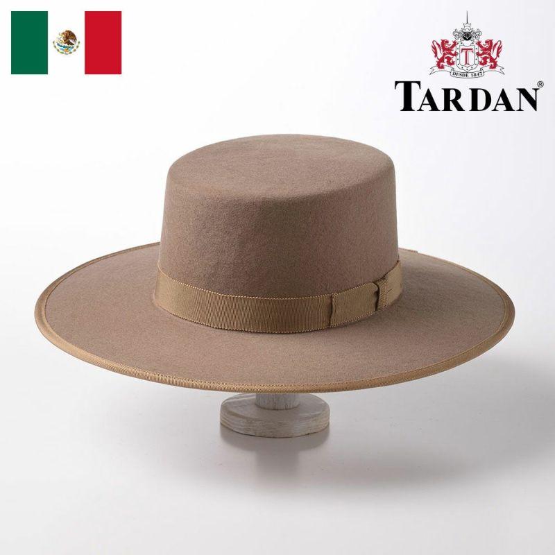 帽子 フェルトハット TARDAN(タルダン) WALTON SEVILLIAN(ウォルトン セビリアン)ベリー