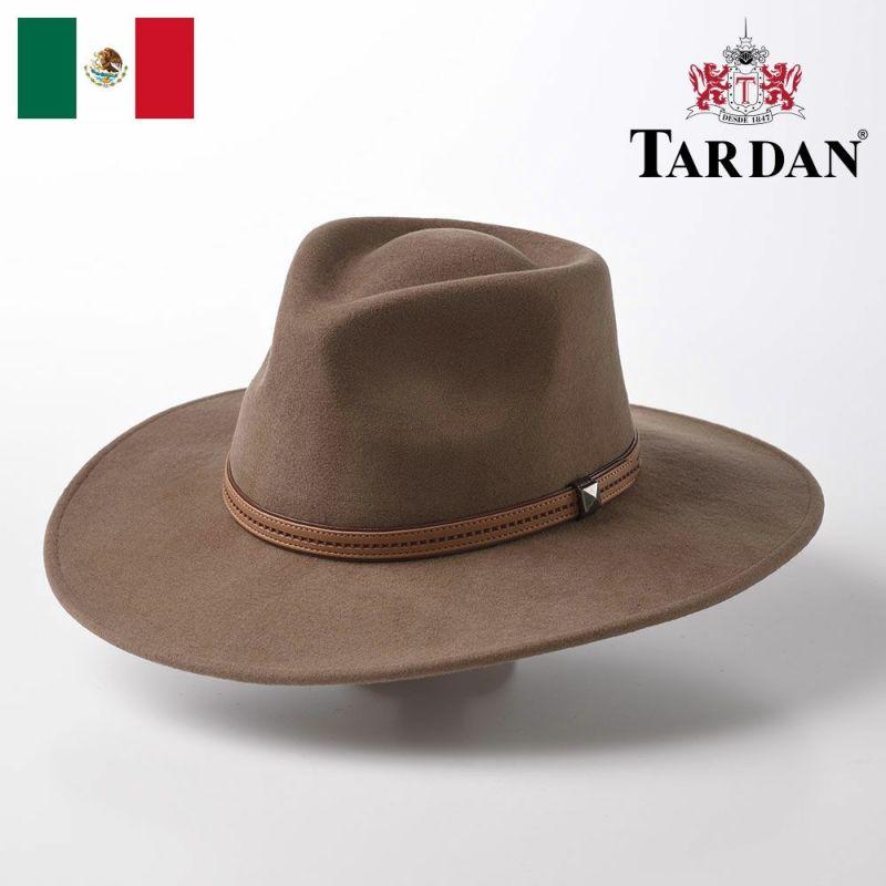 帽子 ウエスタンハット TARDAN(タルダン) AUSTRALIANO CONFORT(オーストラリアーノ コンフォート)ベージュ