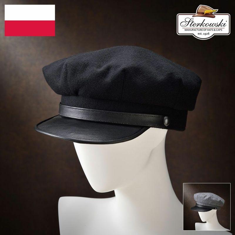 帽子 キャップ Sterkowski(ステルコフスキー) Tyr(テュール)ブラック