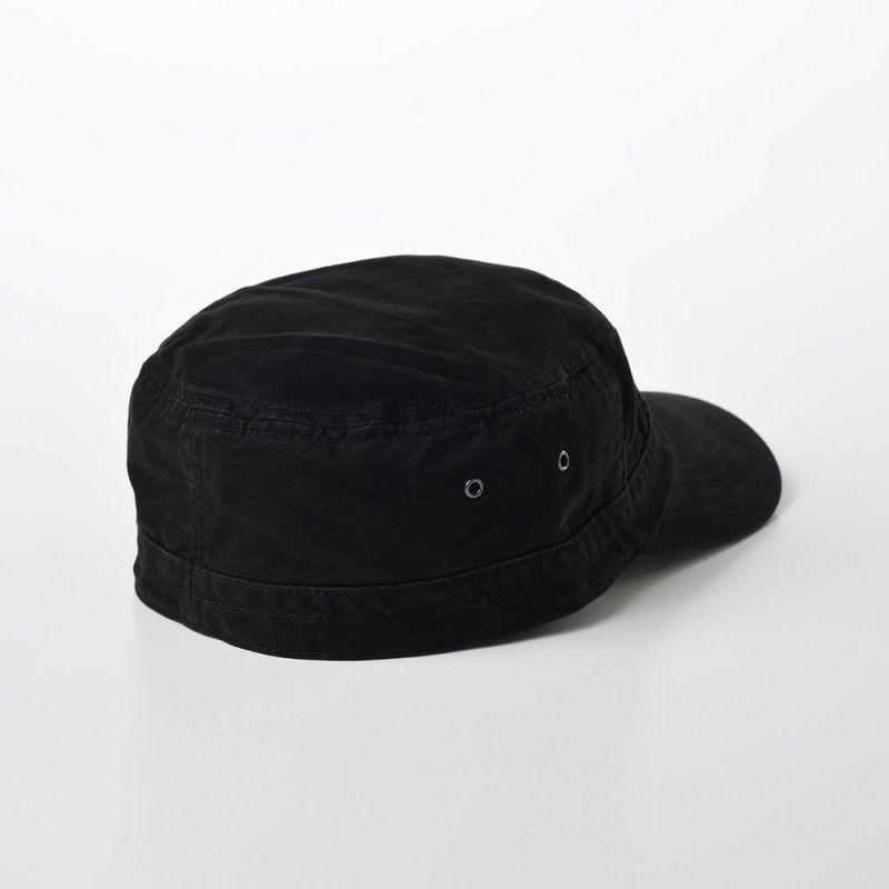 Santiago cap(サンティアゴ キャップ)ブラック