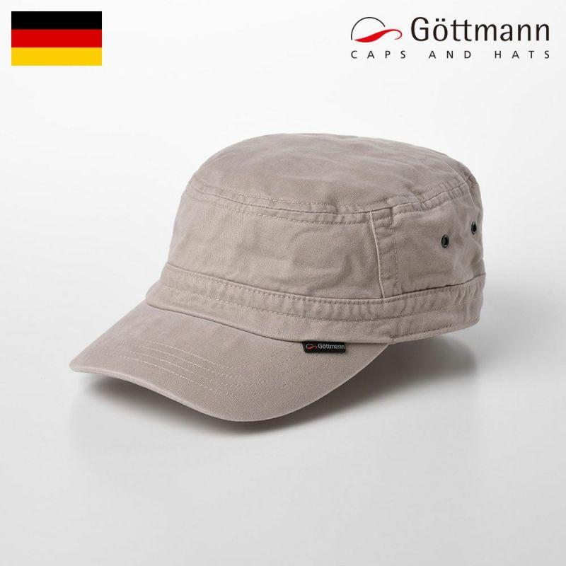 帽子 ハンチング Gottmann(ゴットマン) Santiago cap(サンティアゴ キャップ)アイボリー