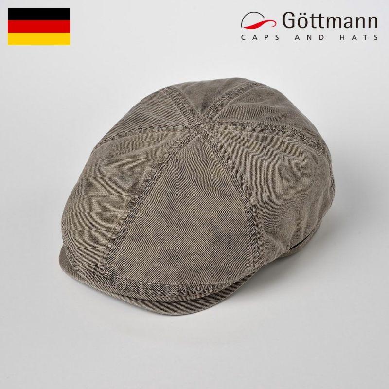 帽子 ハンチング Gottmann(ゴットマン) Payton Cotton(ペイトン コットン)G29922345 ダークベージュ