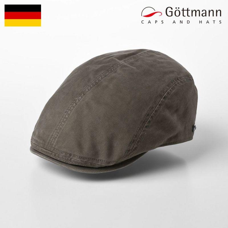 帽子 ハンチング Gottmann(ゴットマン) Orlando Cotton(オーランド コットン)G29922210 オリーブ