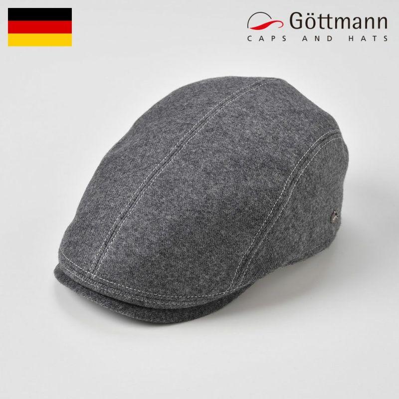 帽子 ハンチング Gottmann(ゴットマン) Jackson Gore Tex(ジャクソン ゴア テックス)G2705194 グレー
