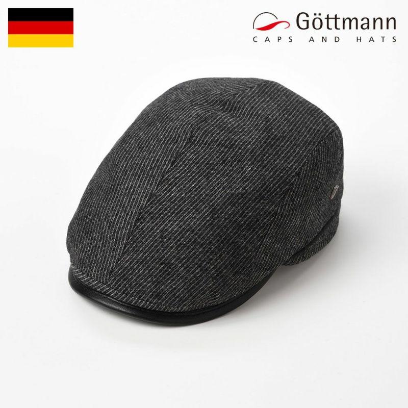 帽子 ハンチング Gottmann(ゴットマン) Xaviera Four Panel(ザビエラ フォー パネル)G2664919 ダ ークグレー