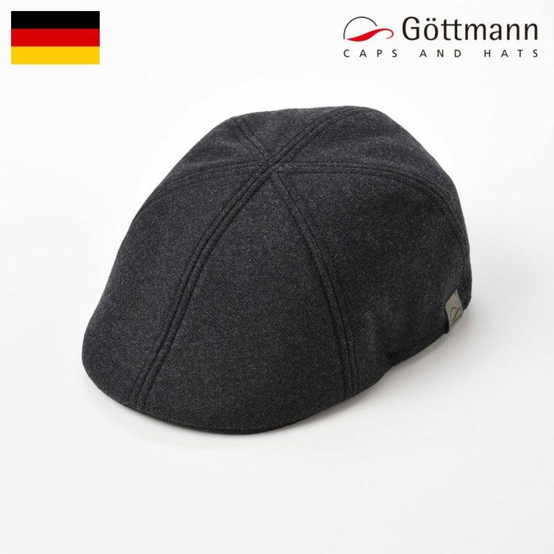 帽子 ハンチング Gottmann(ゴットマン) Carapace Six Panel(キャラペイス シックスパネル)G2288194 ダークグレー