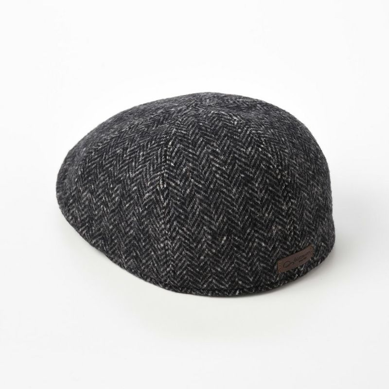 Memphis Herringbone Wool(メンフィス ヘリンボーン ウール)G2658300 ブラック