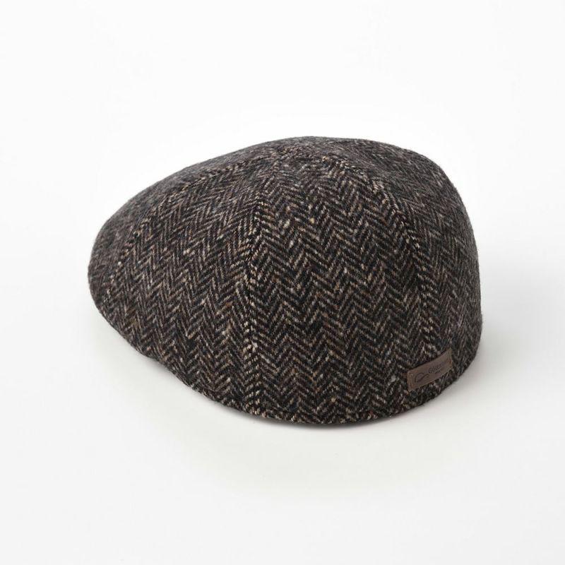 Memphis Herringbone Wool(メンフィス ヘリンボーン ウール)G2658300 ブラウン