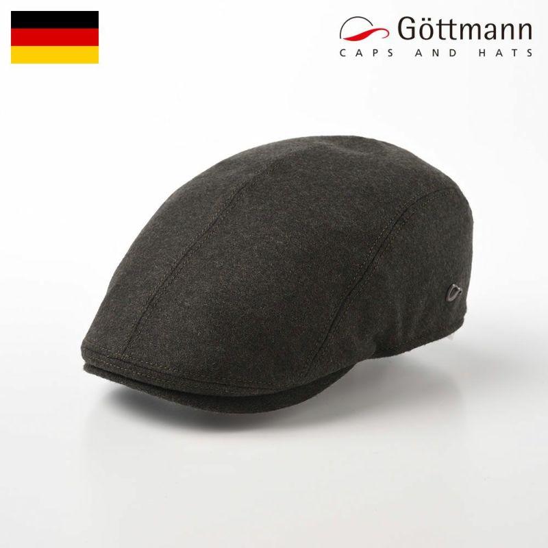 帽子 ハンチング Gottmann(ゴットマン) Jackson Smooth(ジャクソン スムース)G2638194 カーキ