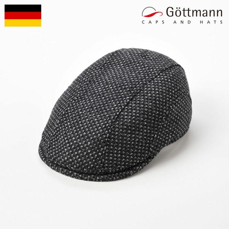 帽子 ハンチング Gottmann(ゴットマン) Dean Wool(ディーン ウール)G2771305 グレー