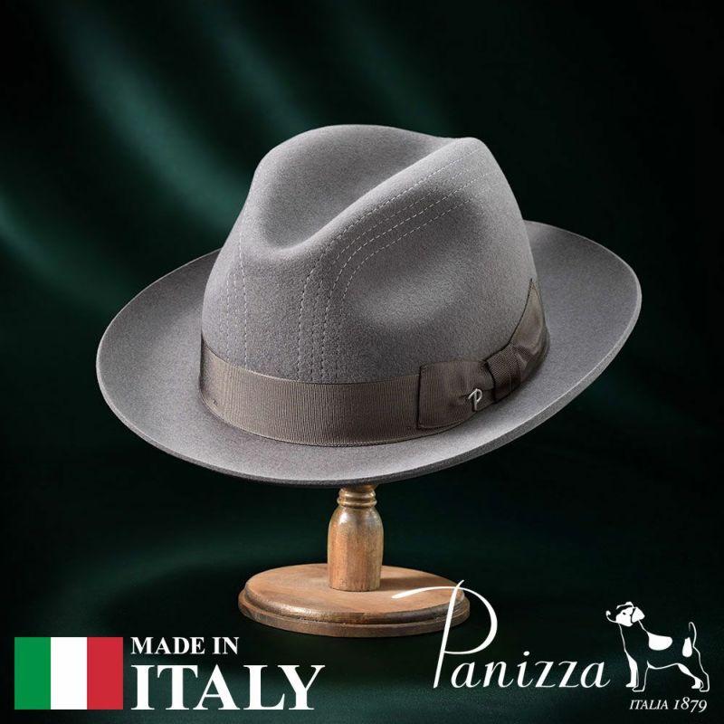 帽子 フェルトハット Panizza(パニッツァ) DANTE GITA(ダンテ ジータ)