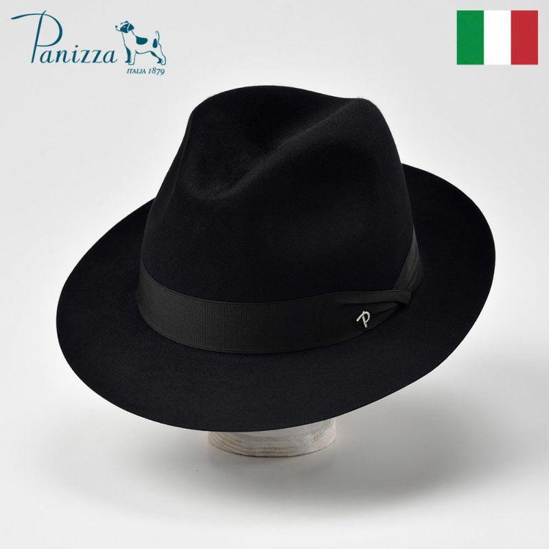 帽子 フェルトハット Panizza(パニッツァ) NAPOLI ESTREMO(ナポリ エストレモ)