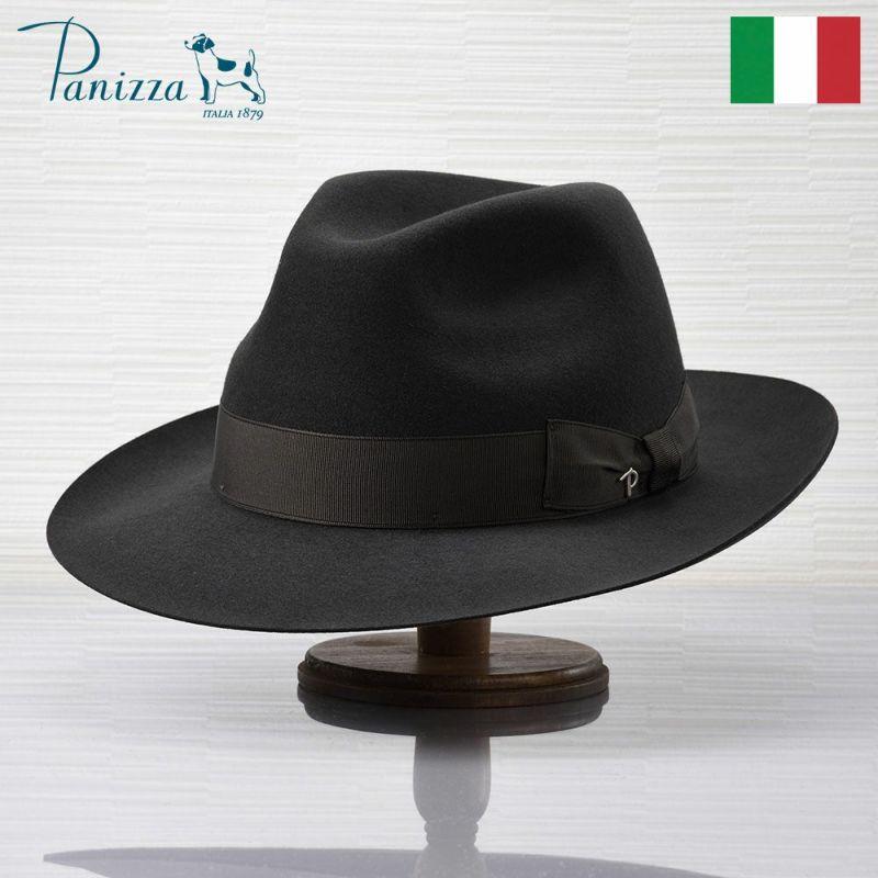 帽子 フェルトハット Panizza(パニッツァ) BOLGHERI NUMERO(ボルゲリ ヌメロ)