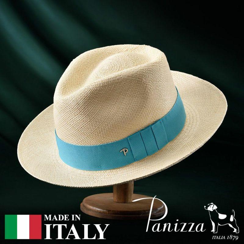帽子 パナマハット Panizza(パニッツァ) MINDO NATURALE(ミンド ナチュラレ)