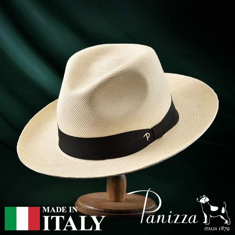 帽子 パナマハット Panizza(パニッツァ) QUITO NATURALE(キト ナチュラレ)