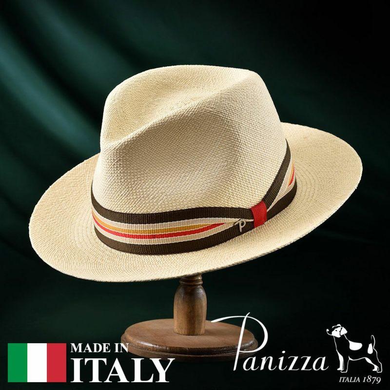 帽子 パナマハット Panizza(パニッツァ) SALINAS NATURALE(サリーナス ナチュラレ)