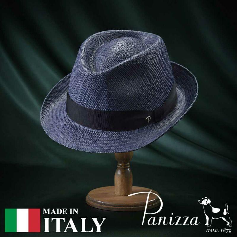 帽子 パナマハット Panizza(パニッツァ) TENA MARINO(テナ マリーノ)
