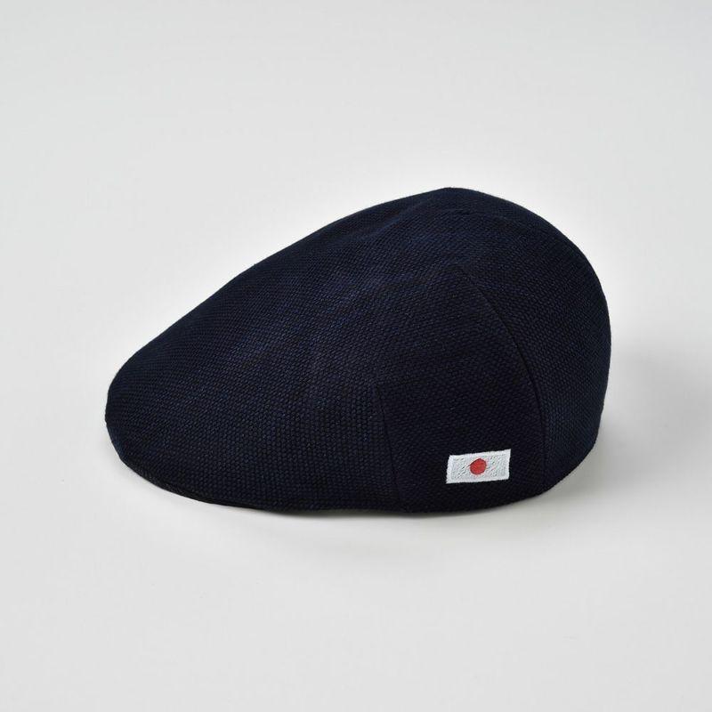 AIZOME COTTON 004(藍染 コットン 004 )インディゴ