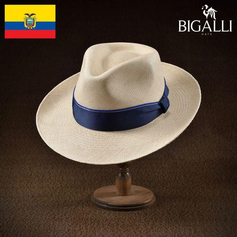 帽子 パナマハット BIGALLI(ビガリ) COPACABANA(コパカバーナ)ナチュラル