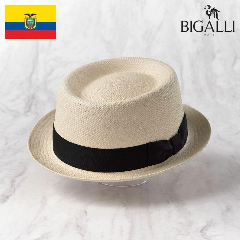帽子 パナマハット BIGALLI(ビガリ) REDONDO(レドンド)ナチュラル