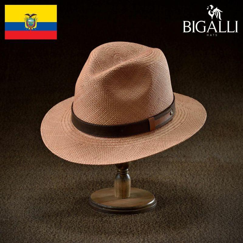 帽子 パナマハット BIGALLI(ビガリ) SALTAR(サルタール)プティ