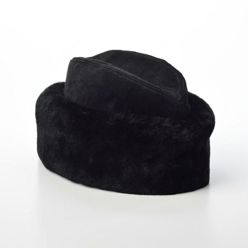 Mouton Envoy Cap(ムートン エンボイキャップ)Blackブラック