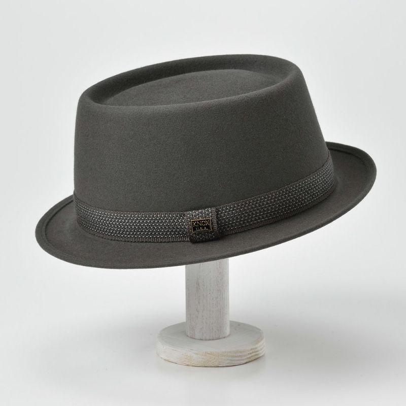 Rabbit Fur Felt Hat(ラビットファー フェルト ハット)KFSP ダークグレー