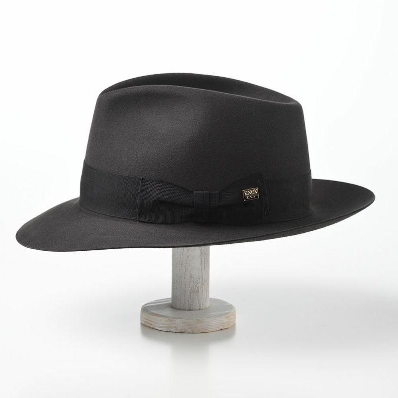 Beaver Felt Hat(ビーバー フェルトハット)KMCB ダークグレー
