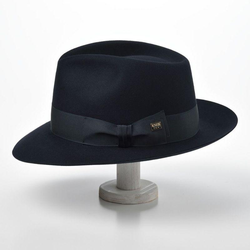 Beaver Felt Hat(ビーバー フェルトハット)KMCB ネイビー