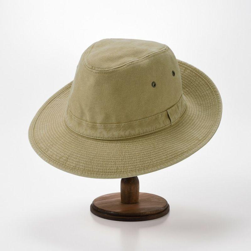 COTTON MANISH HAT(コットン マニッシュ ハット)MI1801 ベージュ