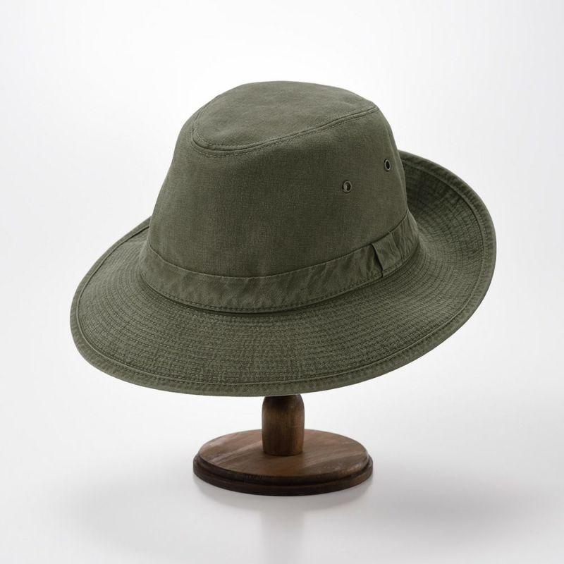 COTTON MANISH HAT(コットン マニッシュ ハット)MI1801 カーキ