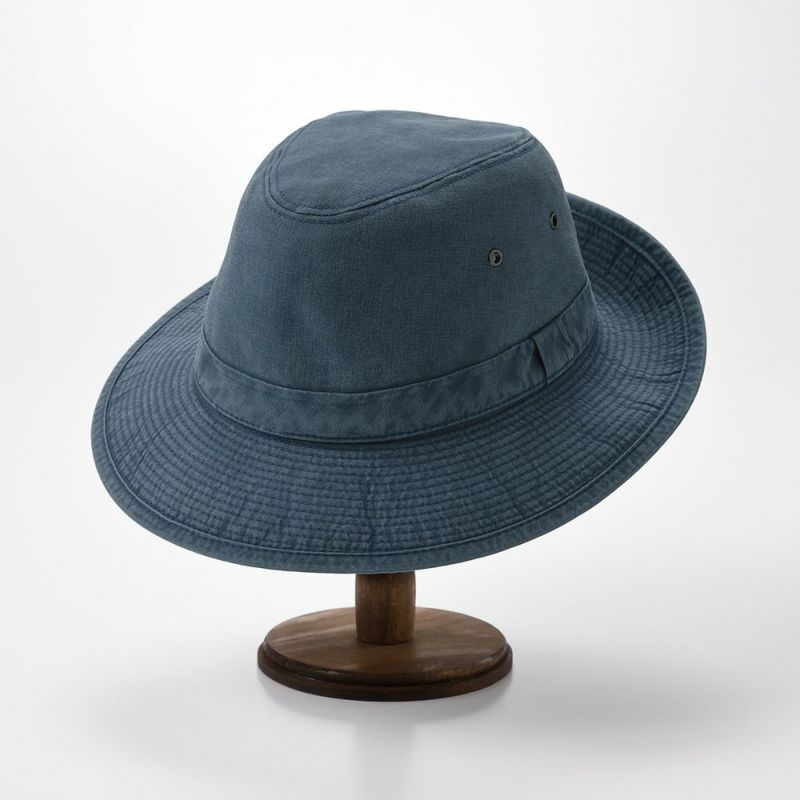 COTTON MANISH HAT(コットン マニッシュ ハット)MI1801 ネイビー
